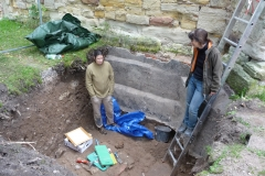 Archäologische Grabung 1