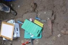 Archäologische Grabung 2