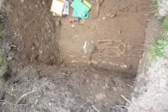 Archäologische Grabung 4