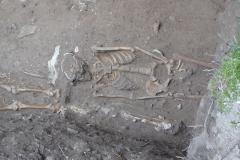 Archäologische Grabung 6