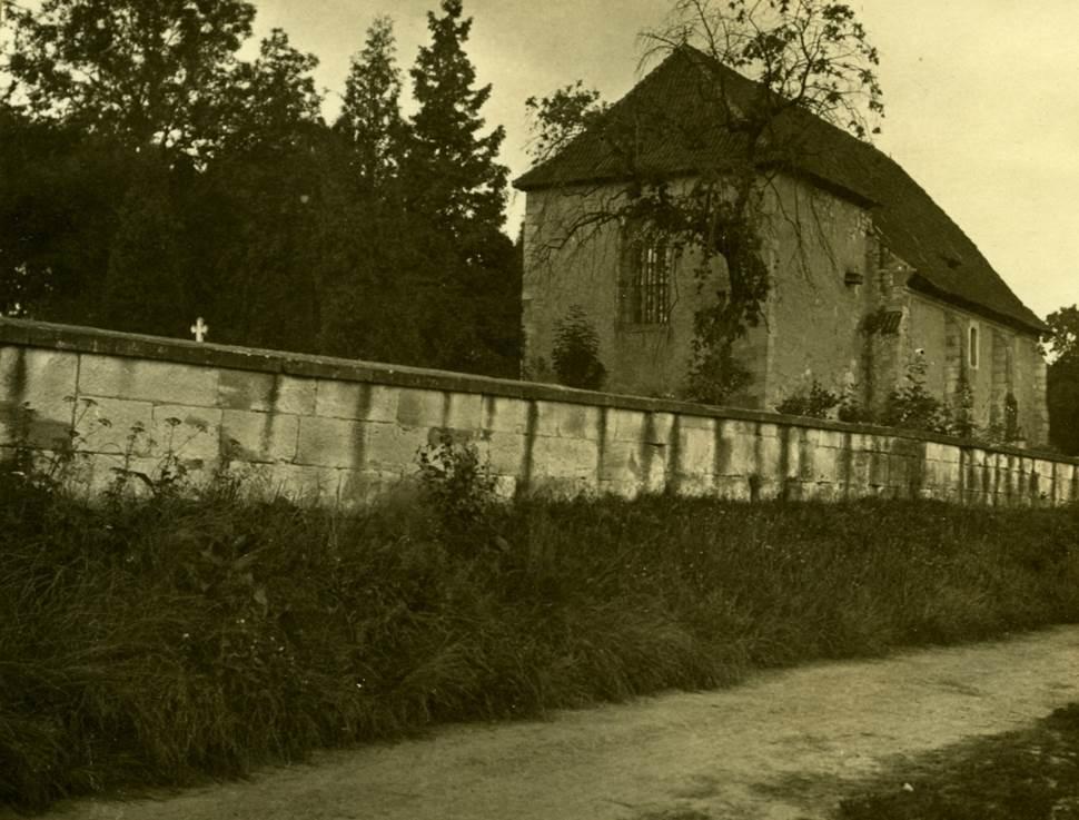 Historische Ansichten   Husenkirche Bad Salzungen